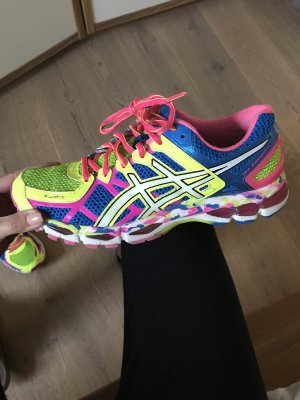 Asics Lace-Up Sneaker multicolored