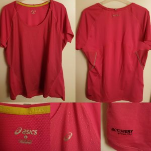 asics Running - Shirt
