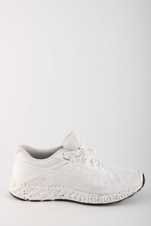 Asics Lace-Up Sneaker white-black casual look