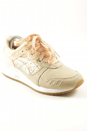 Asics Sneaker stringata multicolore stile casual