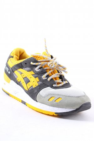 Asics Lace-Up Sneaker multicolored street-fashion look