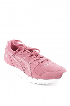 Asics Schnürsneaker pink Casual-Look