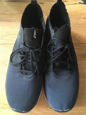 Asics Schuhe 43,5 schwarz