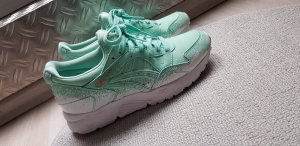 Asics Sneakers turquoise