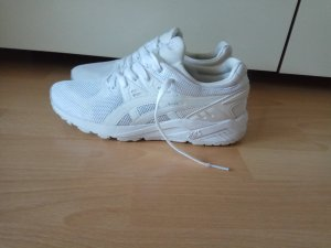 Asics Lace-Up Sneaker white