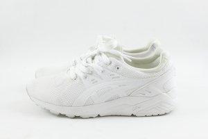 Asics Schuhe Gr. 39 Gel Kayano Trainer EVO weiß