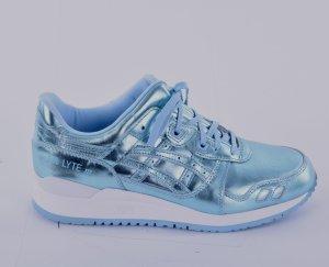 ASICS Sneaker Gel Lyte 3 Gr. 41 metallic Blau NEU