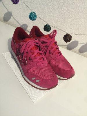 Asics Sneaker in Rot