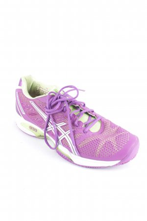 Asics Sneakers purple-lilac athletic style