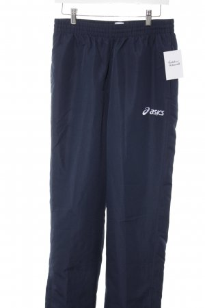 Asics Trackies dark blue athletic style