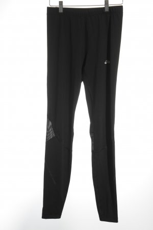 Asics Trackies black athletic style