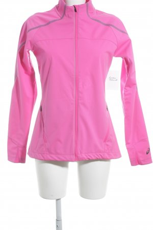 Asics Sports Jacket pink athletic style