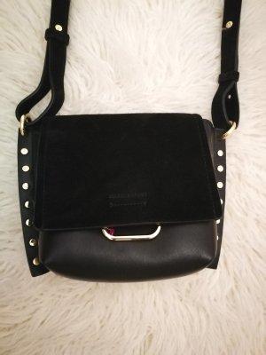 Asli Small leather shoulder bag
