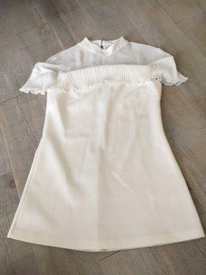 Asos Turtleneck Shirt white