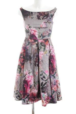 Asos A-Linien Kleid Allover-Druck Business-Look