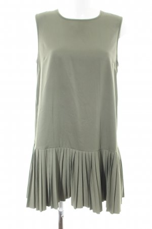 Asos A-Linien Kleid khaki Casual-Look