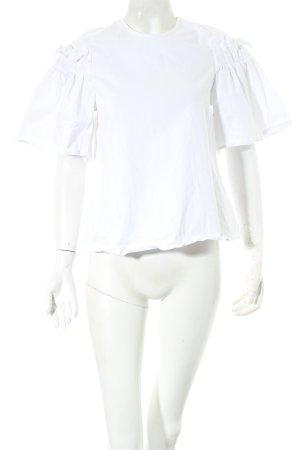 Asos A-Linien Top weiß Elegant