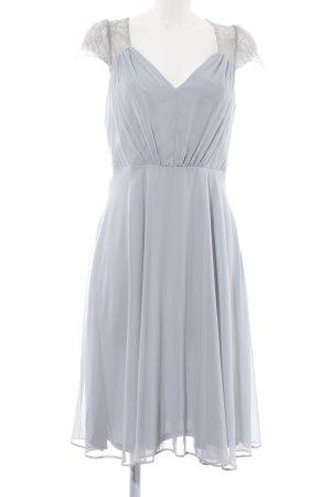 Asos Evening Dress light grey elegant