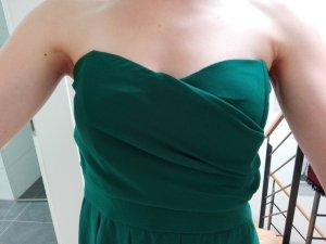Asos Evening Dress forest green
