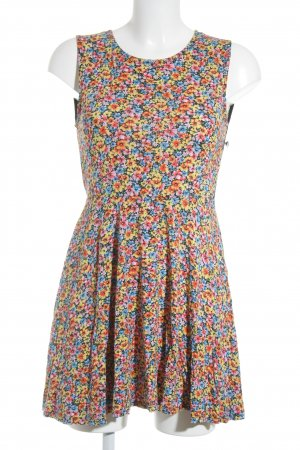 Asos Abendkleid florales Muster Casual-Look