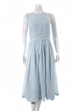 Asos Abendkleid hellblau Casual-Look