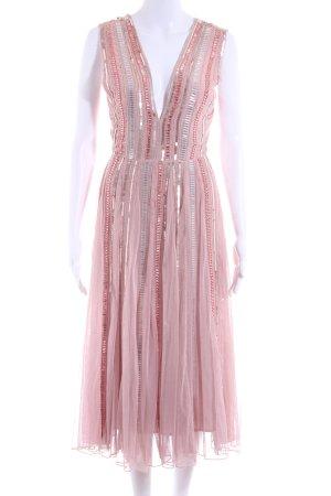 Asos Abendkleid mehrfarbig Elegant