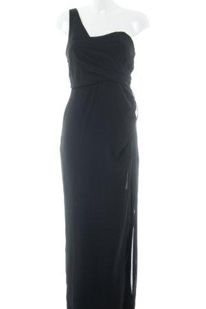 Asos Avondjurk zwart elegant