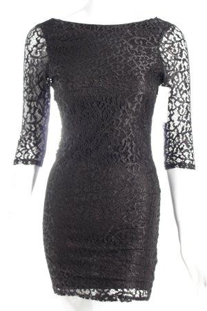 Asos Abendkleid schwarz Eleganz-Look