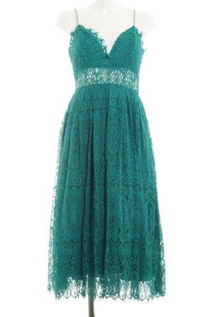 Asos Abendkleid waldgrün Elegant