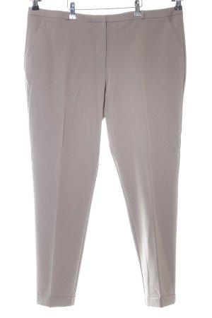Asos Pantalon lichtgrijs-lila zakelijke stijl
