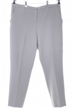 Asos Pantalon lichtgrijs casual uitstraling