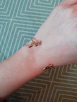 Asos Armreif Armband Armschmuck Armspange Kaktus