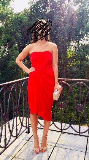ASOS Asymmetrisches Kleid