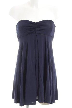 Asos Bandeau Top blue elegant