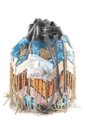 Asos Beuteltasche mehrfarbig Gypsy-Look