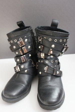 Asos Booties black