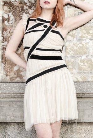 ASOS Black: Rückenfreies Kleid