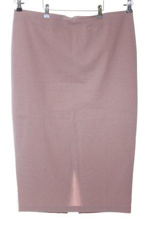 Asos Kokerrok roze zakelijke stijl