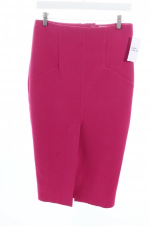 Asos Bleistiftrock pink Business-Look