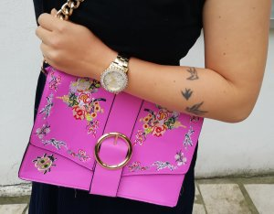 Asos Blogger Tasche PU Leder