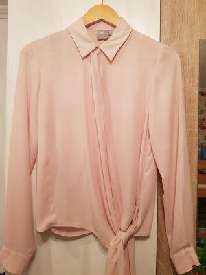 Asos Camicetta a maniche lunghe rosa pallido