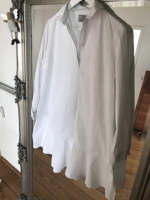 Asos Oversized Blouse white