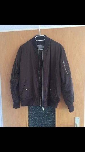 Asos Bomber Jacket dark brown