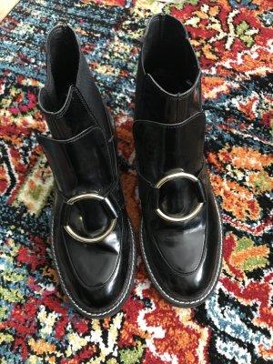 Asos Boots mit goldenem ring, 4/37, wie neu