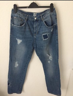 Asos Boyfriend Jeans Destroyed
