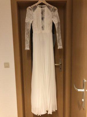 Asos Robe de mariée blanc-blanc cassé