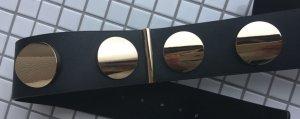 Asos Waist Belt black-gold-colored