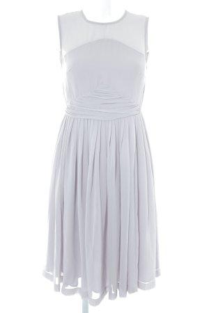 Asos Chiffon jurk mauve elegant