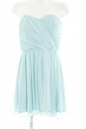 Asos Chiffonkleid mint Party-Look