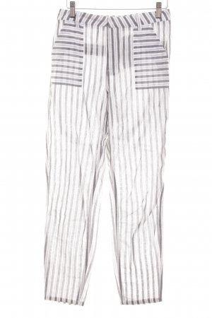 Asos Chinos striped pattern casual look